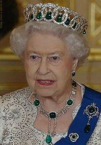 """Le diadème (""""Grand-Duchess Vladimir Of Russia's Tiara"""")"""