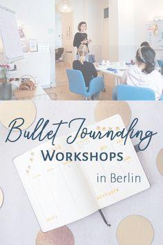 Lerne das Bullet Journaling in den Workshops von Einfach Lilienhaft in Berlin. #bulletjournalingworkshop #bulletjournalworkshop #bulletjournal