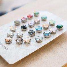Haute Bride Earrings - Multiple Colors