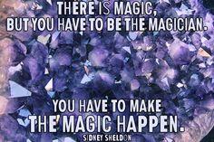 Make the Magic Happen | Daily Dragon Tarot
