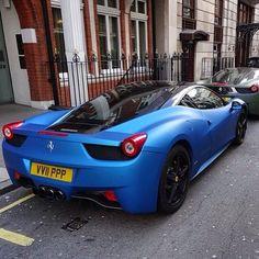 #Ferrari #458 #Italia