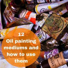 By Nicole Tinkham Image taken from Matteo X on Flickr Creative Commons I'm going to be very honest with you. As a blog writer for Keetons, I know very little about oil painting supplies and the med…