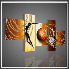 Obraz LOVE STORY Love Story, Paintings, Paper, Table, Home Decor, Paint, Painting Art, Tables, Painting