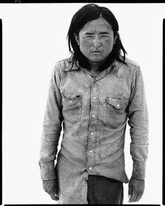 In the American West de Richard Avedon: La serie completa comentada Robert Frank, Route 66, Gallup New Mexico, Richard Avedon Photography, Agnes Martin, Jodie Foster, American Life, Portrait Photographers, Portraits