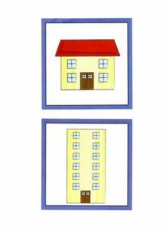 Μαθαίνω τα αντίθετα - stologomas.gr - Λογοθεραπεία στο Γέρακα Montessori, Arabic Alphabet Letters, Opposite Words, Learning Sight Words, Material Didático, English Worksheets For Kids, Family Theme, Kids English, School Themes