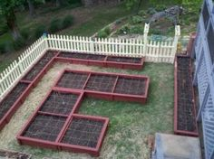 Good info for square foot gardening