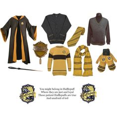 Harry Potter Hoodie, Harry Potter Style, Harry Potter Outfits, 1990s Outfit, Pride Outfit, Hufflepuff Pride, Hogwarts, Boy Outfits, Polyvore Fashion