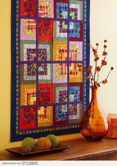 patchwork / obraz - kilim , makatka