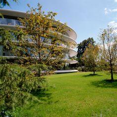 UEFA Campus Bassicarella Architectes