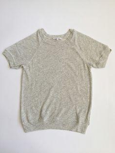 Calder Rosalie Sweatshirt- Ash