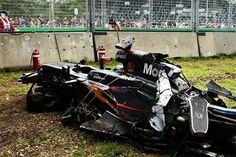 """フェルナンド・アロンソのシートは""""事故のエネルギーを効率的に吸収した""""  [F1 / Formula 1]"""