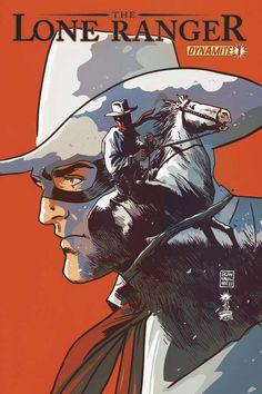 The Lone Ranger ~ Franchesco Francavilla