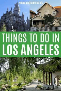 Things to do in LA - Plan your Los Angeles travel itinerary with this list of places to visit