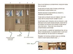 For the 2f big room closet, details in the picture ^_^