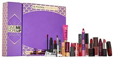Sephora Favorites for Holiday 2014 - Give Me More Lips