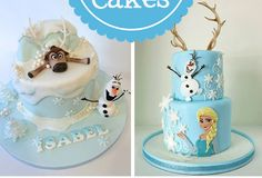 frozen cake - Google Search