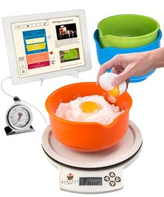 The Perfect Bake Kitchen Scale and App Filled Easter Baskets, Kitchen Necessities, Mother Christmas Gifts, Toy Kitchen, Kitchen Stuff, How To Can Tomatoes, Kitchen Gadgets, Kitchen Electronics, New Things To Learn