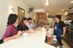 Inside True Artisan Cafe in Miraflores Lima Peru (Photo credit: True Artisan Cafe)