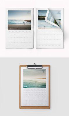 free indesign calendar template 2018