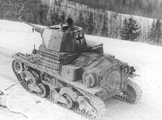 Italian built light tank in German use, Yugoslavia January adequate against partisans but not the soon to arrive Red Army. Army Vehicles, Armored Vehicles, Italian Army, Military Armor, Tank Destroyer, Armored Fighting Vehicle, Ww2 Tanks, World Of Tanks, Red Army