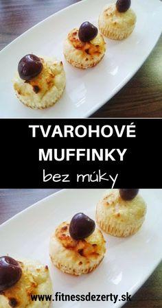 Recept na tvarohové FITNESS muffiny s proteínom, bez múky a takemr bez cukru aj tuku. Fitness, Pancakes, Cheesecake, Breakfast, Recipes, Food, Morning Coffee, Cheesecakes, Essen
