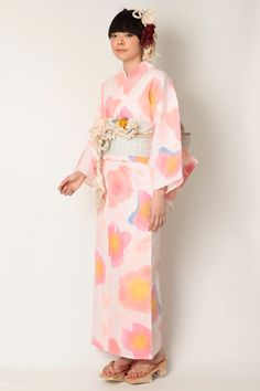 fur fur yukata 2013 summer collection look | coromo