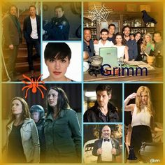 Grimm collage