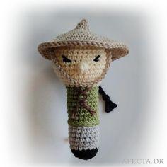 Crochet Art, Crochet Toys, Finger Puppets, New Moms, Baby Toys, Captain Hat, Kids, Forslag, Crochet Throw Pattern