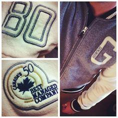 Behold the Genumark Varsity Jacket!