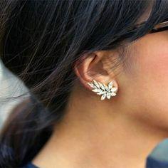 Cheap Silver & Gold Earrings, Fashion Earrings, Pearl Earrings Online - Page 7