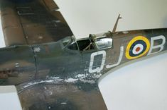 Presenting a handmade, fine detail, 1/32 scale Spitfire Mk I - Battle of Britain by New England Model Works. Want a piece of history for your home or office? Contact us for details.