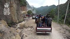 Video 01  Caravana por el asesinato del compa Galeano. Medios libres May...