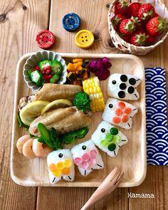 B Food, Food Art, Japanese Vegetarian Recipes, Japanese Monk, Kids Menu, Cool Kids, Sushi Ideas, Recipe Art, Desserts