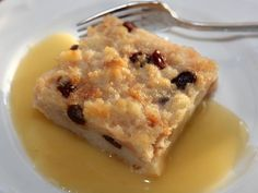 Bread Pudding with Good Stuff