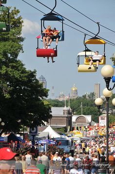 Our state fair is a great state fair!