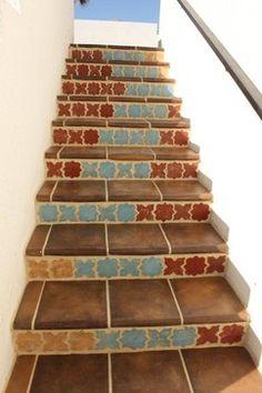 California Desert Moroccan Home - mediterranean - Staircase - Los Angeles - ARTO
