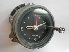 1965 Pontiac Clock - Serviced and Working with a 30 Day Guarantee + FREE Shipping!!! - $89.88 #1965AD #Pontiac #Clock #Bonneville #Catalina #GrandPrix #Safari #StarChief #StratoChief #Vista #ClassicCar #CollectorCar #VintageCar
