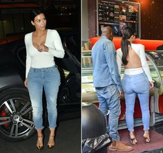 KIM K STREET STYLE 2014 | Style Out: Get Kim Kardashian's Pre-Wedding Week Looks