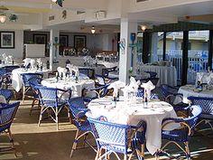 Bilmar Beach Resort. Indoor/outdoor reception