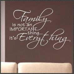 "Family ... more important than your little wishes for privacy, or respect, or for your drunk uncle to stop ""falling asleep"" in your bed.  We're a family, we don't talk about things like that!"