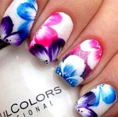 These nails❤️