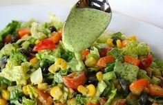Cómo preparar ensaladas perfectas