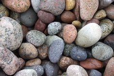 Magical properties of every day stones!