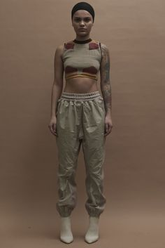 3d1ee442fdd The Complete Set of Looks From Yeezy Season 3