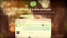 #Novidades: Conheça a rede social brasileira de colaborações | Por @jpcppinheiro. Torna-se cada vez mais difícil encontrar formas eficientes de se aprender algo atualmente. São diversas maneiras via internet, muitas não confiáveis. Por isso, a rede social brasileira Bliive busca valorizar a colaboração de seus membros para a troca de conhecimentos. Veja só! http://curiosocia.blogspot.com.br/2014/09/conheca-rede-social-brasileira-de.html