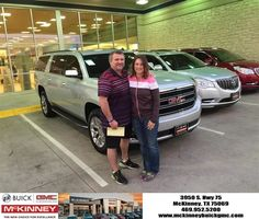 #HappyBirthday to Ann & Tim from Joshua Lewis at McKinney Buick GMC!  https://deliverymaxx.com/DealerReviews.aspx?DealerCode=ZAKC  #HappyBirthday #McKinneyBuickGMC