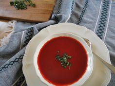 Red Velvet Beet Soup - Letty's Kitchen