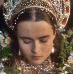 "HISTORY/FILM - HELENA BONHAM CARTER as LADY JANE GREY in ""Lady Jane."""