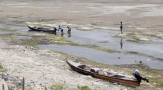 Sinal profético? Rio Eufrates está secando rapidamente |