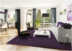 desain ruang tamu dan keluarga